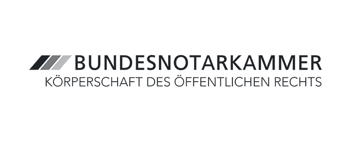 Branding für die Bundesnotarkammer, Berlin