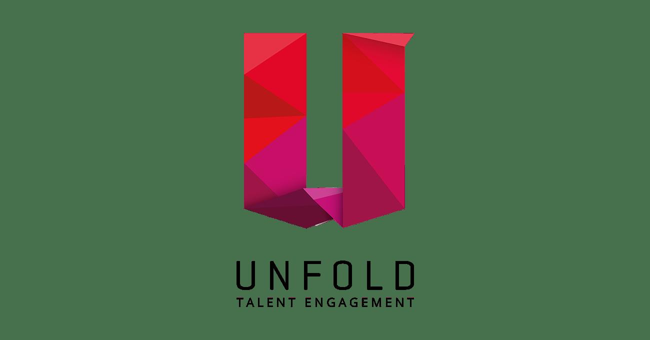 Logogestaltung für Unfold