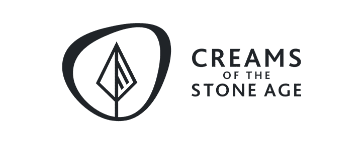 Graphic design for Creams Of The Stone Age