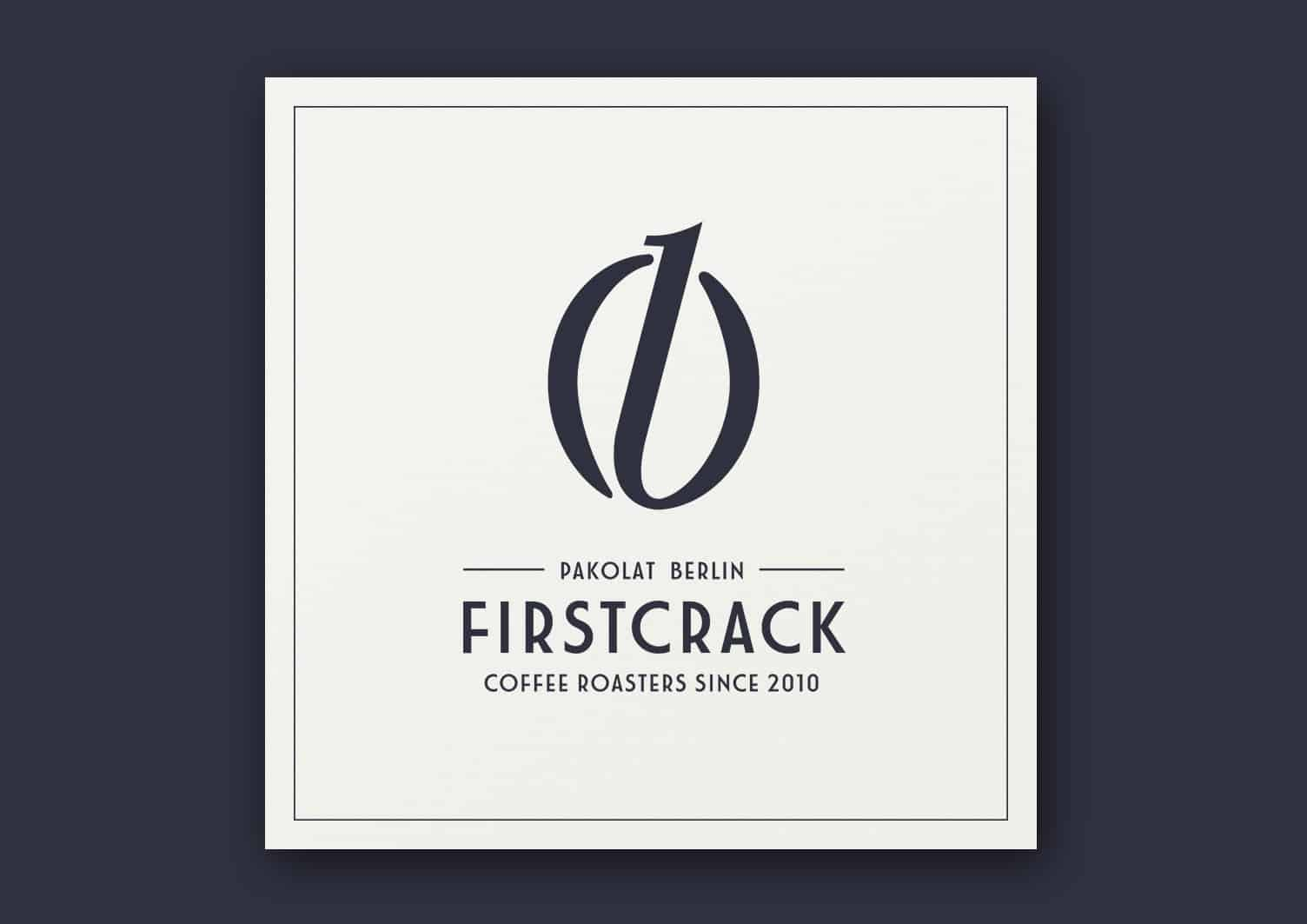 Logodesign Berlin Firstcrack