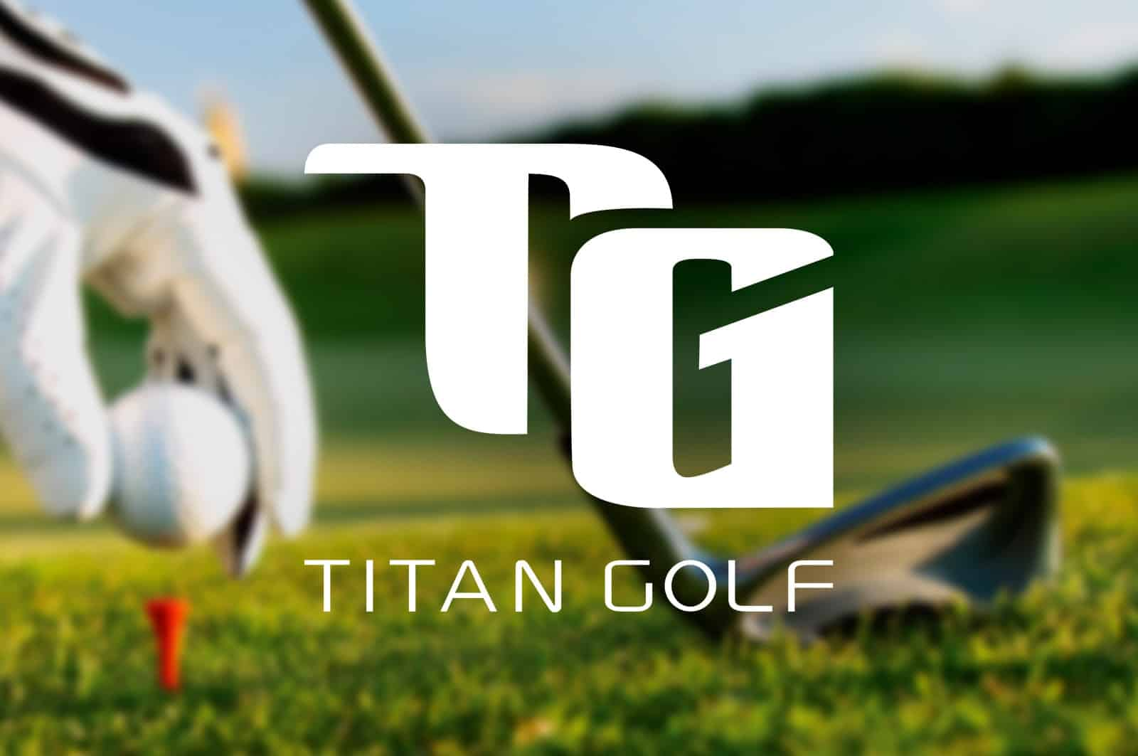Logogestaltung TitanGolf