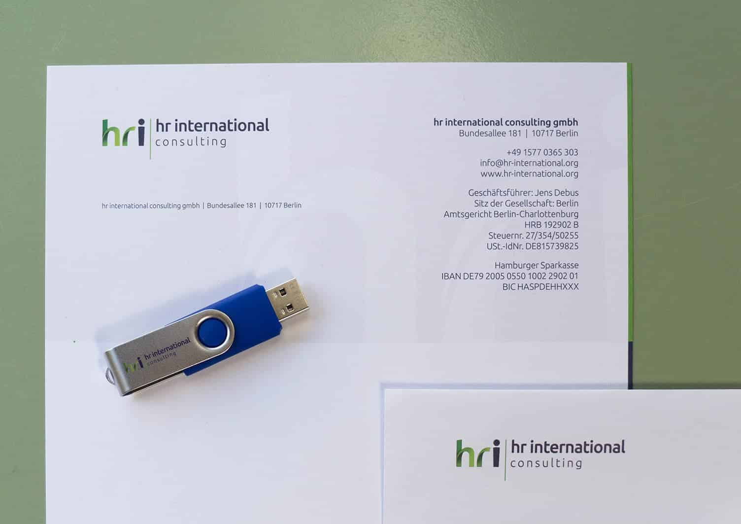 branding berlin hr international
