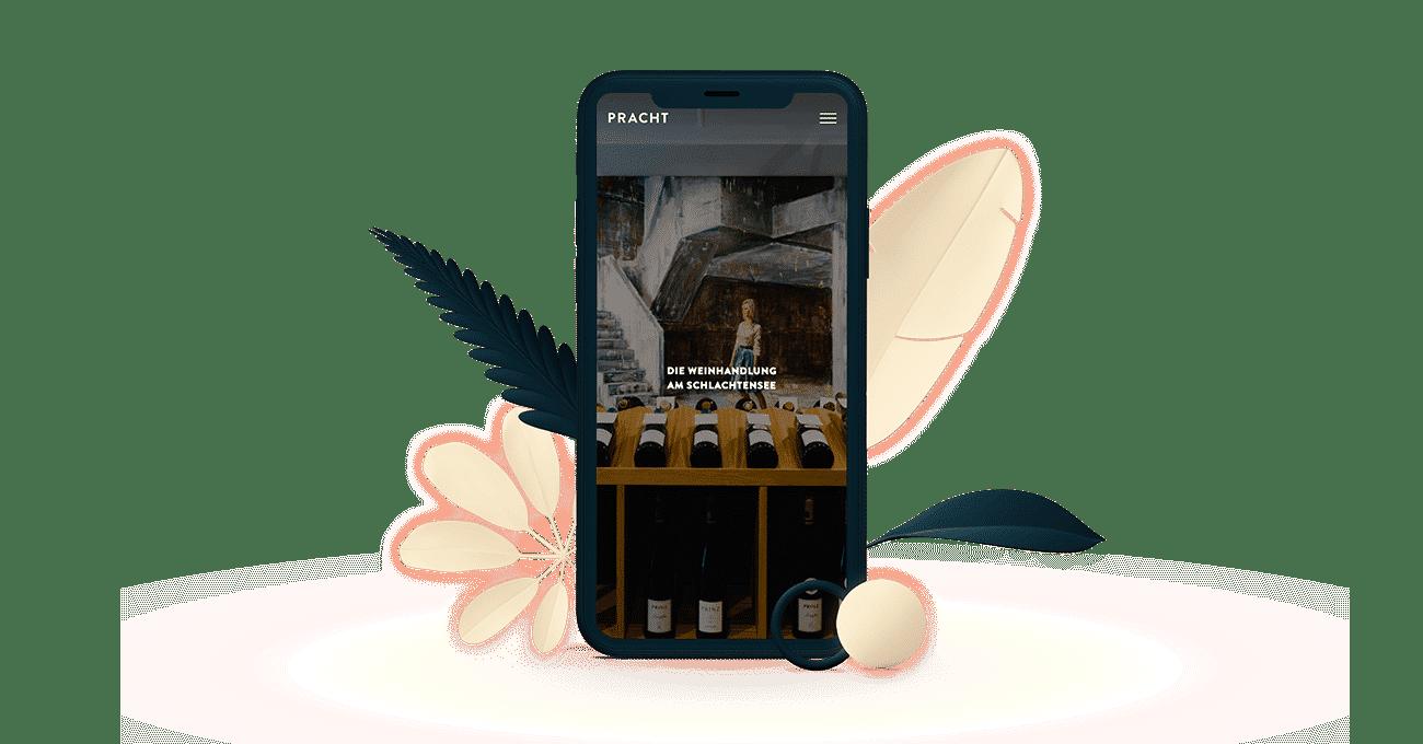 Webdesign Berlin PRACHT