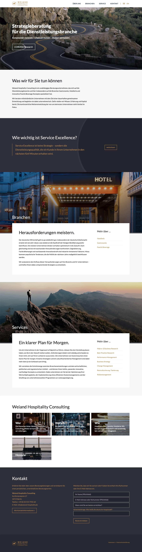 Webdesign Berlin Hospitality Beratung